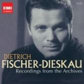 Album artwork for Fischer-Dieskau: Recordings from the Archives
