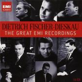 Album artwork for Fischer-Dieskau: The Great EMI Recordings
