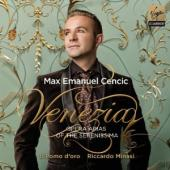 Album artwork for Max Cencic: Venezia - Opera Arias of the Serenissi