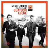 Album artwork for Mendelssohn: Felix and Fanny String Quartets