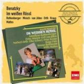 Album artwork for Benatsky: Im weissen Rössl (The White Horse Inn)