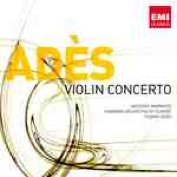 Album artwork for Ades- Violin Concerto
