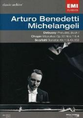 Album artwork for MICHELANGELI: Classic Archive