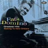 Album artwork for Fats Domino : GREATEST HITS: WALKING TO NEW ORLEAN
