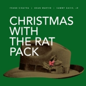 Album artwork for Christmas with the Rat Pack