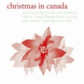 Album artwork for CHRISTMAS IN CANADA VARIOUS