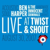 Album artwork for BEN HARPER & THE INNOVENT CRIMINALS: LIVE AT TWIST