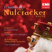 Album artwork for NUTCRACKER SUITE
