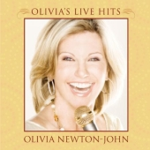 Album artwork for Olivia Newton-John: Olivia's Live Hits