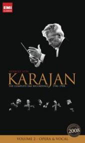 Album artwork for The Complete EMI Recordings Vol.2 / Karajan