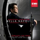 Album artwork for Bella Napoli - Oboe Concertos