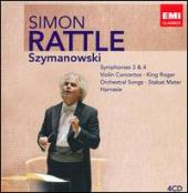 Album artwork for Simon Rattle Edition: Szymanowski