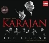 Album artwork for Herbert Von Karajan: The Legend