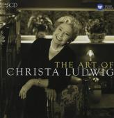 Album artwork for The Art of Christa Ludwig