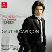 Album artwork for Dvorak / Herbert Cello Concertos; Capuçon