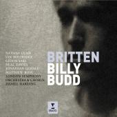 Album artwork for Britten: Billy Budd / Ian Bostridge, Harding