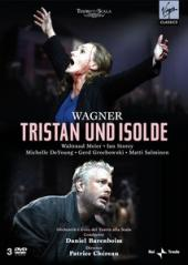 Album artwork for WAGNER - TRISTAN UND ISOLDE - Barenboim