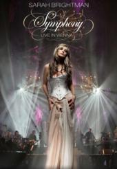 Album artwork for Sarah Brightman: Symphony - Live in Vienna