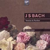 Album artwork for Bach: Sonatas and Partitas, Christian Tetzlaff