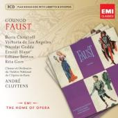 Album artwork for Gounod: Faust / Cluytens