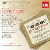 Album artwork for Puccini: Il Trittico / Pappano