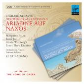Album artwork for R. Strauss: Aridane Auf Naxos