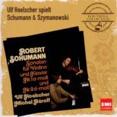 Album artwork for Ulf Hoelscher plays Schumann & Szymanowski