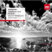 Album artwork for Beethoven: Symphonies 5 & 6 / Kempe