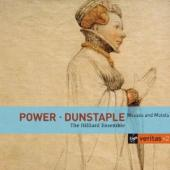 Album artwork for Power & Dunstable: Masses and Motets