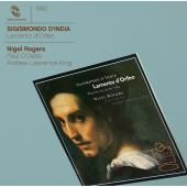Album artwork for Sigismondo D'India: Lamento d'Orfeo