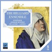 Album artwork for Hilliard Ensemble: Ockeghem, Josquin, Lassus