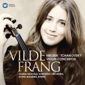 Album artwork for Violin Concertos - Tchaikovsky & Nielsen / Frang