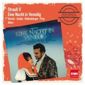 Album artwork for J. Strauss II: Eine Nacht in Venedig / Allers