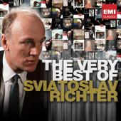 Album artwork for The Very Best Of Sviatoslav Richter