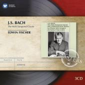 Album artwork for Bach: The Well Tempered Clavier (Fischer)