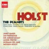 Album artwork for Holst: Brook Green Suite, The Planets / Boult etc.