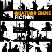 Album artwork for Quatuor Ebene: Fiction
