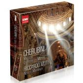 Album artwork for Cherubini 250th Anniversary Box / Riccardo Muti
