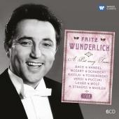Album artwork for Icon: Fritz Wunderlich - A Poet among Tenors
