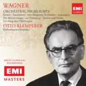 Album artwork for Wagner: Orchestral Excerpts / Otto Klemperer