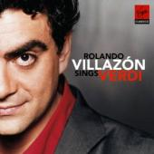 Album artwork for Rolando Villazon Sings Verdi