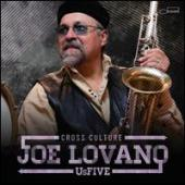 Album artwork for Joe Lovano UsFIVE - Cross Culture