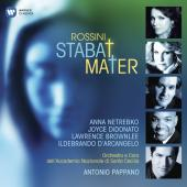 Album artwork for Rossini: Stabat Mater / Netrebko, DiDonato, Pappan