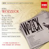 Album artwork for Berg: Wozzeck / Skovhus, Metzmacher
