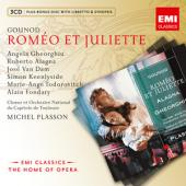 Album artwork for Gounod: Roméo et Juliette / Alagna, Gheorghiu