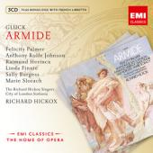 Album artwork for Gluck: Armide / Palmer, Hickox