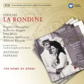 Album artwork for Puccini: La Rondine / Alagna, Gheorghiu