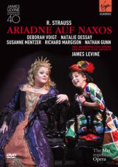 Album artwork for Strauss: Ariadne auf Naxos / Dessay, Levine, Met