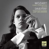 Album artwork for Mozart: Piano Concertos No. 22 & 25 / David Fray