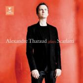 Album artwork for Scarlatti: Piano Sonatas / Alexandre Tharaud